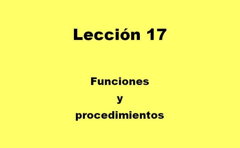 Lección 17.V117. Testbench con una función declarada dentro del código.